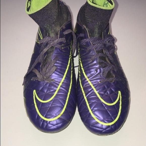 Nike Shoes | Neymar Green And Purple